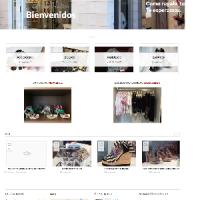 Diseño página Web Carlota Hulton - Moda exclusiva
