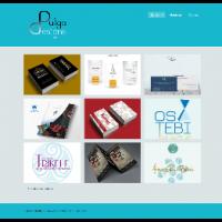 Diseño página Web Graphic designer Bilbao
